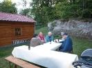 Einweihung Jugendhütte